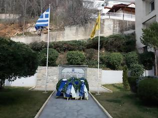 Φωτογραφία για Η Ένωση Καστοριάς τίμησε τους πεσόντες αστυνομικούς