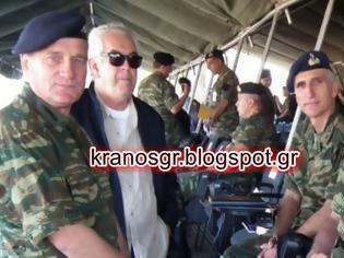 Φωτογραφία για Νέος Υποδιοικητής του ΓΣΣ/NRDC-GR ο Υποστράτηγος Αναστάσιος Σπανός