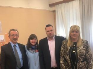 Φωτογραφία για Συνάντηση ΕΝΙ-ΕΟΠΥΥ με αναπληρωτή Γ.Γ. Υπουργείου Υγείας