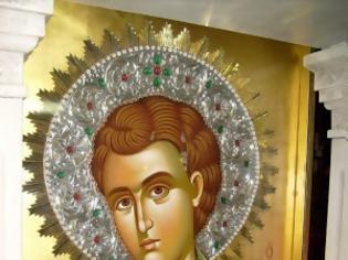 Φωτογραφία για Αύριο, Τρίτη 12 Μαρτίου, η ιερά εικόνα του αγίου Ιωάννου Ρώσου στην Χαλκίδα
