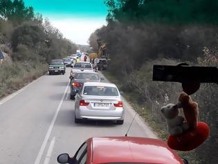 Φωτογραφία για Οδηγοί προσοχή! Έργα στο δρομο ΒΟΝΙΤΣΑΣ - ΛΕΥΚΑΔΑΣ | ΦΩΤΟ: Στέλλα Λιάπη
