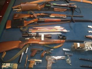 Φωτογραφία για Νέες φωτογραφίες από τα όπλα του Ασπροπύργου- Πάλι ... ξέχασαν τις ΟΠΚΕ