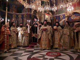 Φωτογραφία για Ιερά Μονή Σίμωνος Πέτρας. Αρχιερατική Θεία Λειτουργία επί τη εορτή του αγίου Σίμωνος, κτήτορος της Μονής (φωτογραφίες)