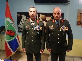 Φωτογραφία για «Αλλαγή φρουράς» στην 32η Ταξιαρχία Πεζοναυτών