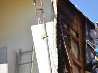 Φωτογραφία για Λευκάδα: Πιθανόν βραχυκύκλωμα η φωτιά στη Πεφανερωμένης (ΔΕΙΤΕ ΦΩΤΟ)