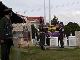 Φωτογραφία για «Αλλαγή φρούρας» στην 16η Μ/Κ Μεραρχία Πεζικού στο Διδυμότειχο (ΦΩΤΟ)