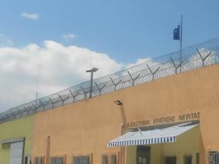 Φωτογραφία για Απόπειρα ομαδικής απόδρασης στις φυλακές Νιγρίτας