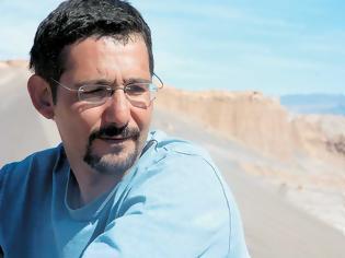 Φωτογραφία για Γιώργος Αυγερόπουλος: ''Υπάρχει πολύς χώρος στην τηλεόραση για ντοκιμαντέρ...''