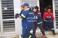 Τραυματισμός πυροσβέστη στο Ναύπλιο κατά την διάρκεια άσκησης
