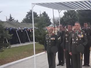 Φωτογραφία για Αλεξανδρούπολη: Ανέλαβε καθήκοντα ο νέος Διοικητής ΧΙΙ Μ/Κ ΜΠ Υπτγος Άγγελος Χουδελούδης (ΒΙΝΤΕΟ)
