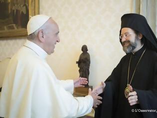 Φωτογραφία για Γιώργος Παπαθανασόπουλος, Διεθνιστής Ορθόδοξος Αρχιεπίσκοπος