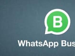Φωτογραφία για Η WhatsApp ετοιμάζει μια επαγγελματική έκδοση της εφαρμογής της για το iOS