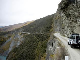 Φωτογραφία για Αυτός είναι ο πιο επικίνδυνος δρόμος στην Ελλάδα ...και 10ος πιο επικίνδυνος στον πλανήτη! (video+pics)