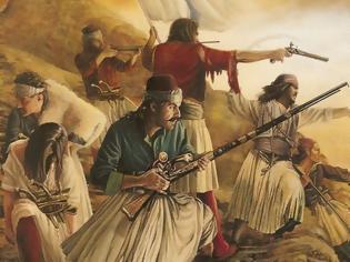 Φωτογραφία για ΜΥΘΟΣ η κήρυξη της επανάστασης του 1821 στην Αγία Λαύρα