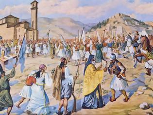 Φωτογραφία για «23 Μαρτίου 1821» - Η έναρξη της Επανάστασης και η απελευθέρωση της Καλαμάτας