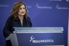 Ένα βήμα πριν το ευρωψηφοδέλτιο της ΝΔ η Σπυράκη...