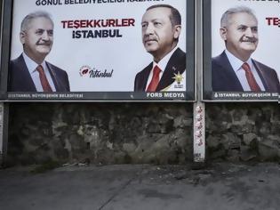 Φωτογραφία για Η ικανότητα προσαρµογής του Ερντογάν...