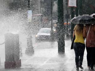 Φωτογραφία για Έρχονται βροχές και καταιγίδες