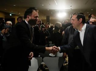 Φωτογραφία για Τα έξι σημεία της Προγραμματικής Διακήρυξης ΣΥΡΙΖΑ- ΔΗΜΑΡ