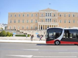 Φωτογραφία για Έρχεται το πρώτο ηλεκτρικό λεωφορείο στην Αθήνα – Πώς θα λειτουργεί