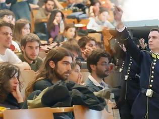 Φωτογραφία για Αλλαγές για τους Σπουδαστές των Στρατιωτικών Σχολών
