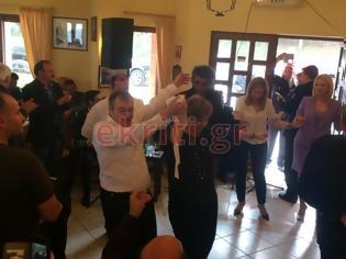 Φωτογραφία για Οι κρητικοί χοροί της Γεροβασίλη...