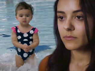 Φωτογραφία για Σπάνια αλλεργία από την οποία πάσχουν μόνο 40 άνθρωποι σε όλο τον κόσμο ανέπτυξε νεαρή μητέρα μετά τη γέννηση της κόρης της