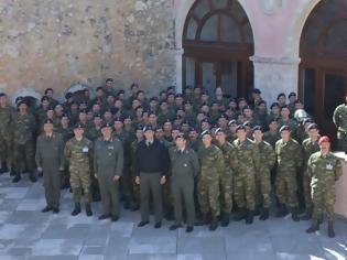 Φωτογραφία για Μαθητές της ΣΕΑΠ ξεναγούνται στην ιστορία στο Στρατιωτικό μουσείο Ρεθύμνου (φωτο)
