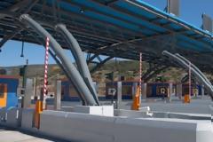 Ιόνια οδός: Κυκλοφοριακές ρυθμίσεις για τον καθαρισμό των μετωπικών διοδίων στο Μενίδι