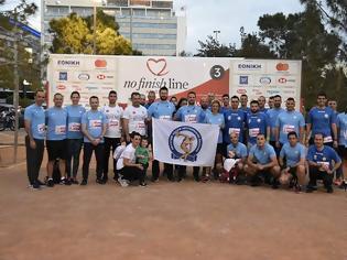 Φωτογραφία για Συμμετοχή της Αθλητικής Ένωσης Αστυνομικών Ελλάδος στο No Finish Line 2019.