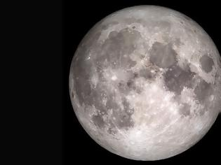 Φωτογραφία για Η Σελήνη χάνει 200 τόνους νερού κάθε χρόνο