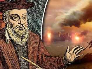 Φωτογραφία για Απίστευτο: Ο Νοστράδαμος είχε προβλέψει την πυρκαγιά στην Παναγία των Παρισίων; Ποια η σχέση του Ασάνζ με τον… Ντα Βίντσι! (Εικόνα)