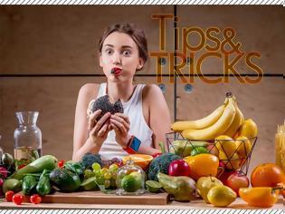 Φωτογραφία για Χρήσιμες και πρακτικές συμβουλές για να τρως λιγότερο