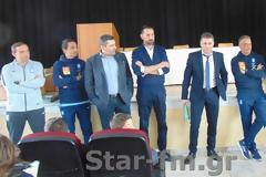 Το πρόγραμμα «Πάσα στα θρανία» ήρθε στα Γρεβενά.. (εικόνες + video)
