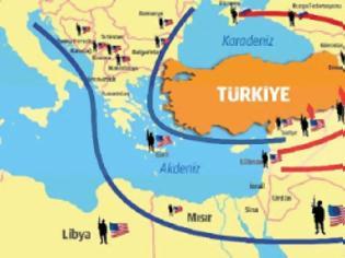 Φωτογραφία για Πού κατατάσσεται η Ελλάδα  - Φίλοι και εχθροί της Τουρκίας: Ο χάρτης – viral που λέει όσα δεν λένε οι πολιτικοί –