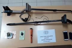Συλλήψεις της Ασφάλειας Πύργου για λαθρανασκαφές σε Λέπρεο - Ναύπλιο