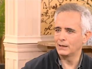 Φωτογραφία για Σωκράτης Αλαφούζος: Μίλησε για τη συμμετοχή του στο Criminal Minds