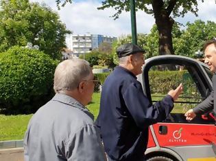 Φωτογραφία για Τα Τρίκαλα είναι... μπροστά: Τώρα και πέντε ηλεκτροκίνητα αυτοκίνητα στους δρόμους της πόλης