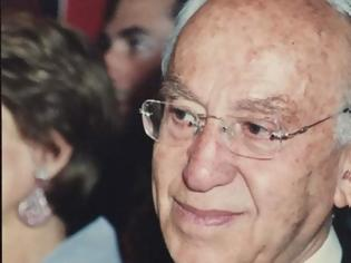 Φωτογραφία για Πέθανε σε ηλικία 93 ετών ο επιχειρηματίας Μηνάς Εφραίμογλου