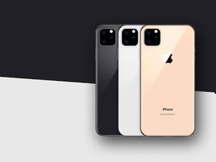 Φωτογραφία για Το διαδίκτυο έχει μια εικόνα του καλουπιού του iPhone 2019
