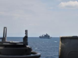 Φωτογραφία για Συνεκπαίδευση του Πολεμικού Ναυτικού με το Ναυτικό της Γερμανίας