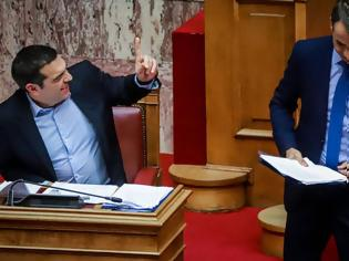 Φωτογραφία για Μητσοτάκης: Πρόταση δυσπιστίας κατά Πολάκη – Τσίπρας: Τη μετατρέπω σε ψήφο εμπιστοσύνης