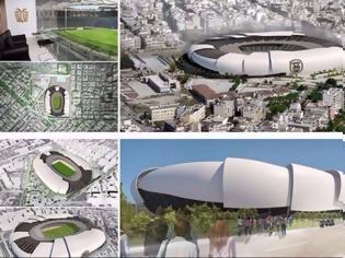 Φωτογραφία για Στην τελική ευθεία το γήπεδο του ΠΑΟΚ – Δόθηκε η έγκριση από τον Δήμο Θεσσαλονίκης