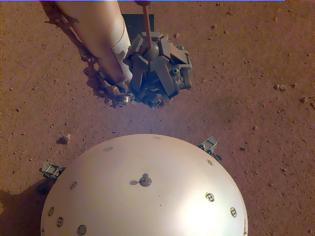 Φωτογραφία για Καταγράφηκε ο πρώτος σεισμός στον πλανήτη Άρη