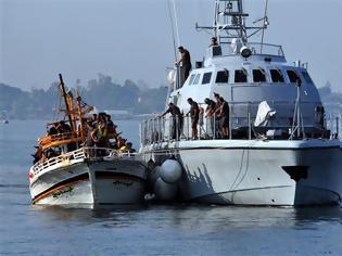 Φωτογραφία για Έκτακτο: Ακυβερνητό τουρκικό πλοίο...