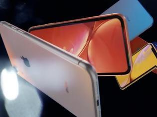 Φωτογραφία για Το iPhone XR εξακολουθεί να είναι το bestseller στις Η.Π.Α.