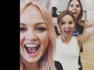 Φωτογραφία για Ξανά μαζί όλες οι Spice Girls μετά το ξεκατίνιασμα για το λεσβιακό σεξ