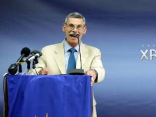 Φωτογραφία για Πρώην ευρωβουλευτής της ΧΑ καταγγέλλει: Ο Μιχαλολιάκος μας πήρε 1 εκατ. ευρώ, τα ήθελε και «μαύρα» (video)