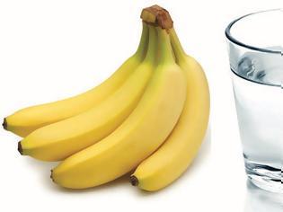Φωτογραφία για Μία μπανάνα και ένα ποτήρι ζεστό νερό κάνουν το πιο υγιεινό πρωινό