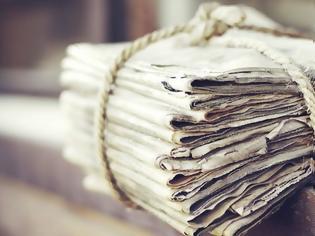 Φωτογραφία για Πώς θα γίνεται η ενίσχυση τοπικών και πανελλαδικών εφημερίδων...